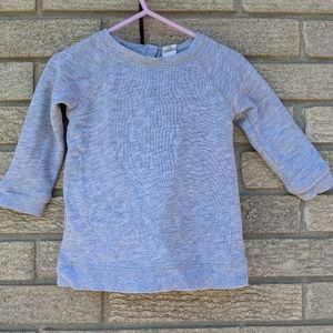 3 for $15 Tucker & Tate Heather Grey Hearts Shirt